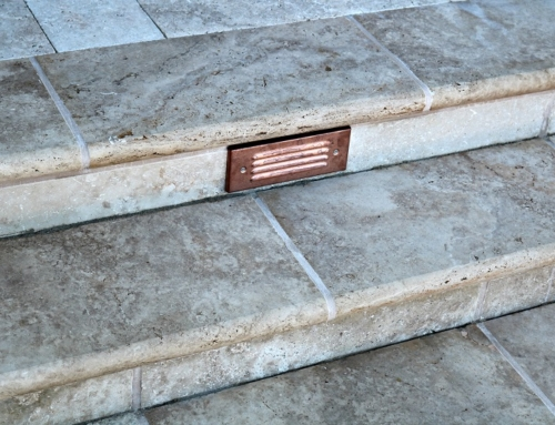 Travertine Stairtreads